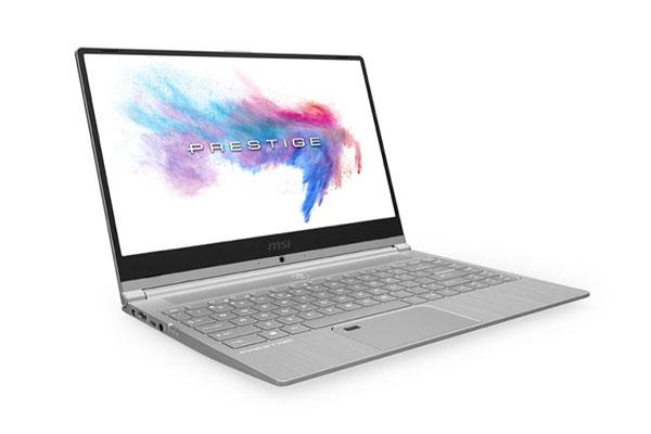 MSI giới thiệu laptop doanh nhân Prestige PS42 nặng chỉ 1,19kg