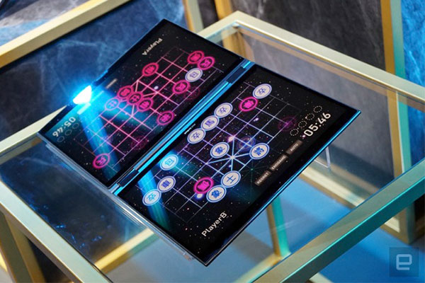 Project Precog: ý tưởng laptop 2 màn hình hỗ trợ AI độc đáo của Asus