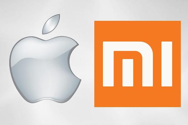 Tại sao Apple chưa kiện Xiaomi như đã làm với Samsung?