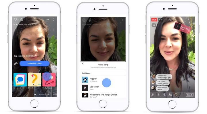 Facebook ra mắt dịch vụ
