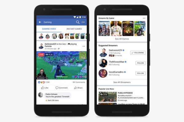 Facebook thử nghiệm nền tảng stream game mới, cạnh tranh trực tiếp với Twitch