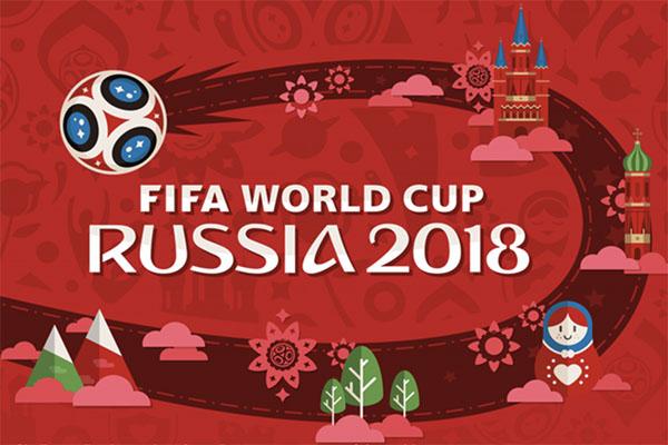 CHÍNH THỨC: Đài THVN đạt thỏa thuận sở hữu bản quyền World Cup 2018 tại Việt Nam