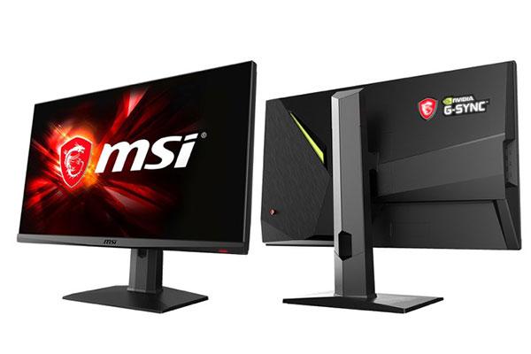MSI trình làng màn hình chơi game có tần số quét 240Hz
