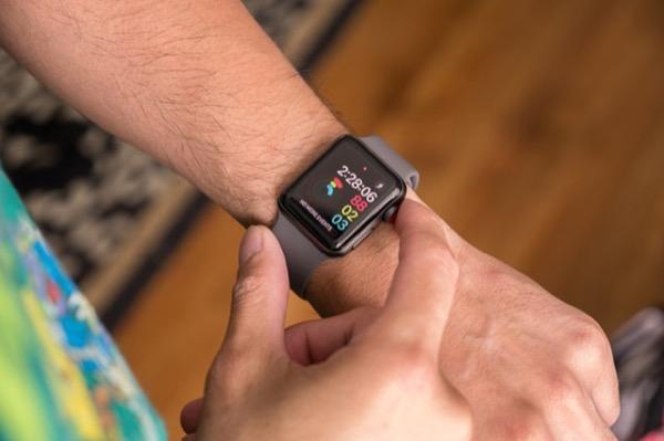 Apple Watch mới sẽ bỏ nút bấm vật lý, chuyển sang cảm ứng lực?