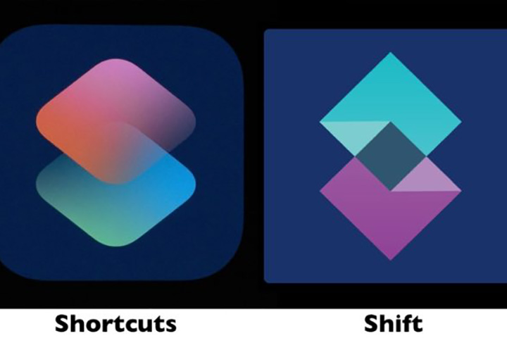 Apple lại dính vào nghi vấn đánh cắp logo ứng dụng?
