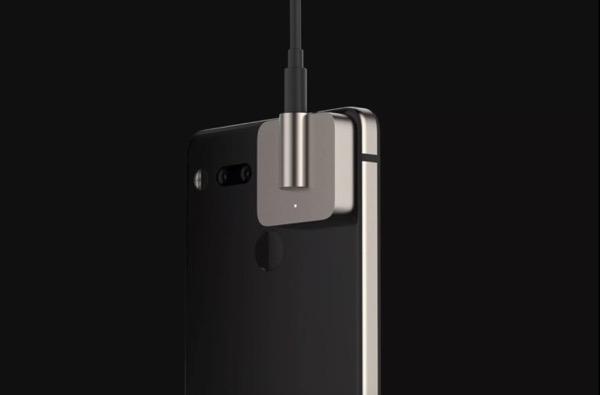 Essential Phone có thêm phụ kiện bổ sung jack tai nghe 3.5mm