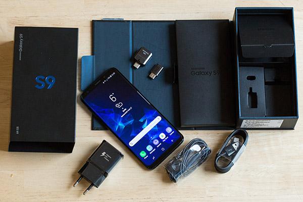 Galaxy S9 là bộ đôi smartphone bán chạy nhất tháng 4