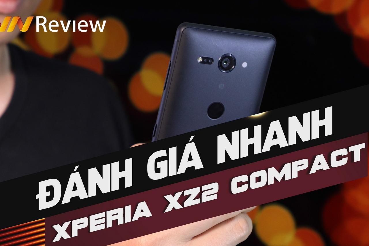 [4K] Đánh giá nhanh Sony Xperia XZ2 Compact: Chỉ mạnh thôi là chưa đủ!