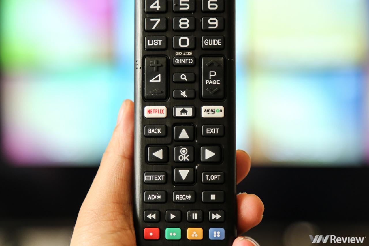 Trên tay TV 4K HDR chuyên dụng cho bóng đá: LG 55UK6100PTA Football Edition 1815187