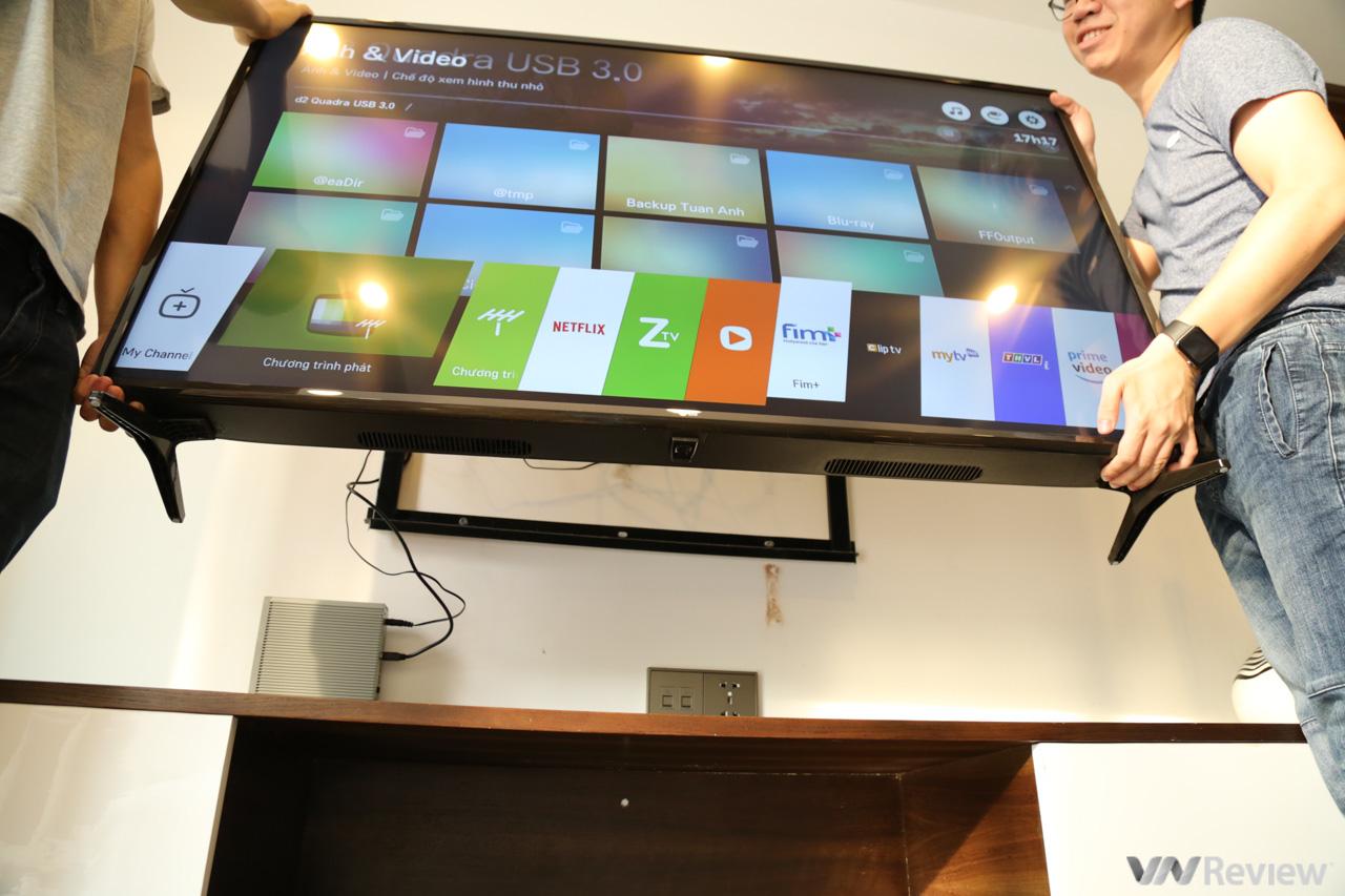 Trên tay TV 4K HDR chuyên dụng cho bóng đá: LG 55UK6100PTA Football Edition 1815208