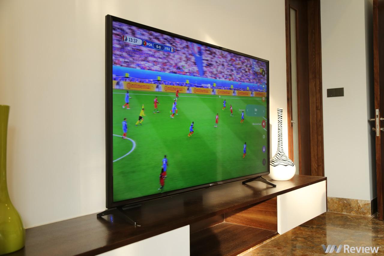 Trên tay TV 4K HDR chuyên dụng cho bóng đá: LG 55UK6100PTA Football Edition 1815217