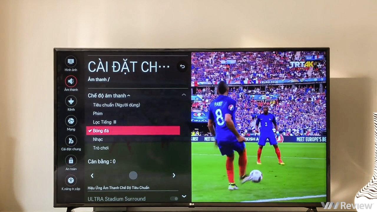 Trên tay TV 4K HDR chuyên dụng cho bóng đá: LG 55UK6100PTA Football Edition 1815262