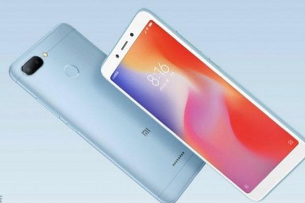 Xiaomi trình làng Redmi 6 và Redmi 6A dùng Helio P22/Helio A22, giá từ 2,1 triệu đồng