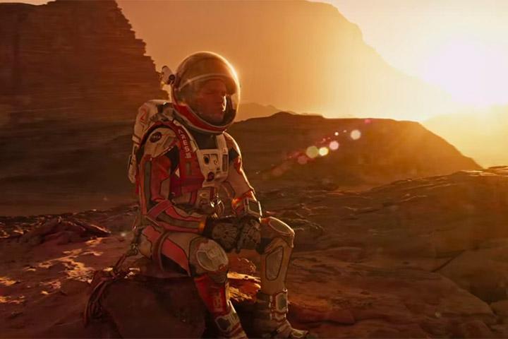 Con người sẽ trông như thế nào nếu sống trên Sao Hoả?