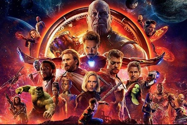 Avengers: Infinity War chính thức vượt mốc doanh thu 2 tỷ USD
