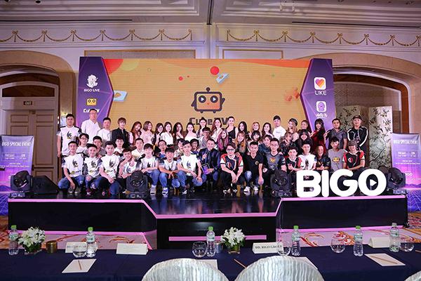 BIGO ra mắt ứng dụng stream game trực tiếp Cube TV tại Việt Nam