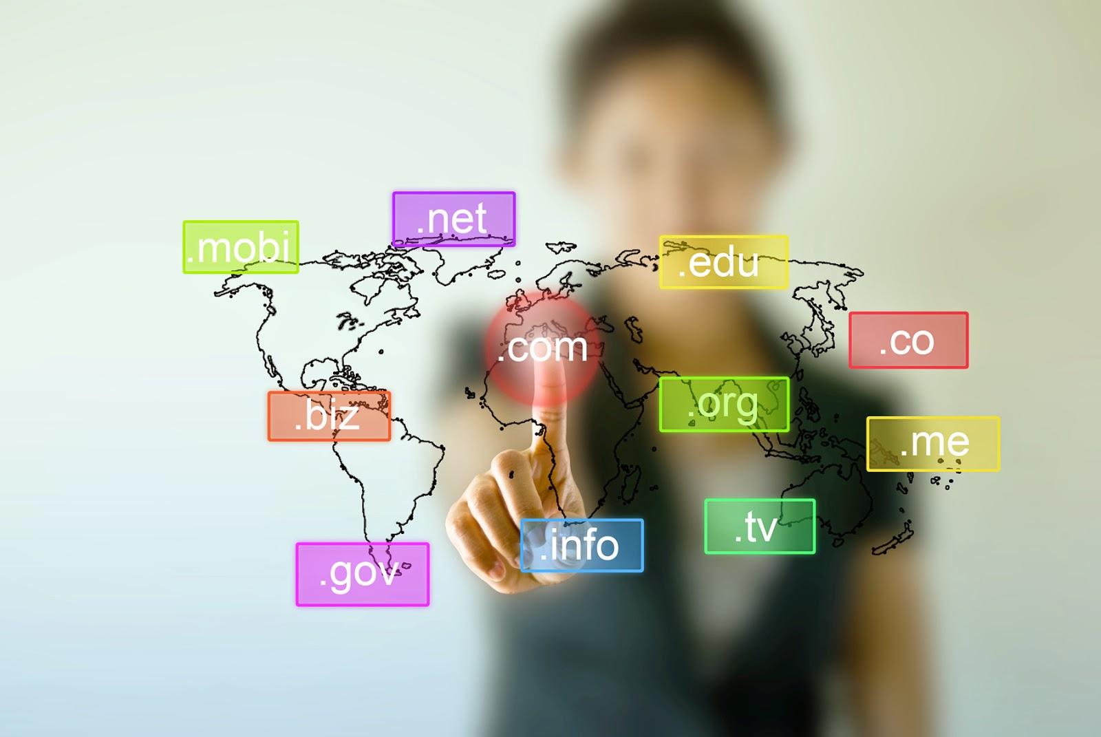 7 câu hỏi quan trọng cần đặt ra khi lựa chọn phần mở rộng tên miền