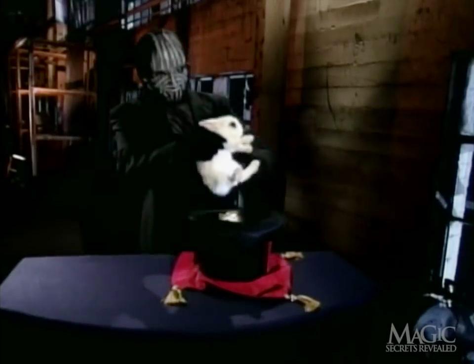 """Làm sao để """"hô biến"""" ra con thỏ từ chiếc mũ rỗng?"""