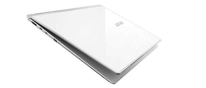 Computex 2012: Trên tay ultrabook Acer Aspire S7