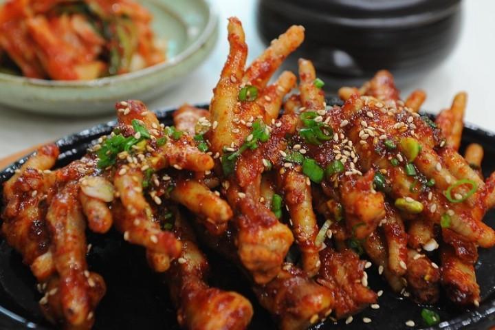 Ăn chân gà rất tốt cho sức khỏe, và đây là lý do tại sao