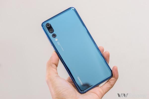 Huawei bán được 6 triệu máy P20/P20 Pro sau 10 tuần lên kệ