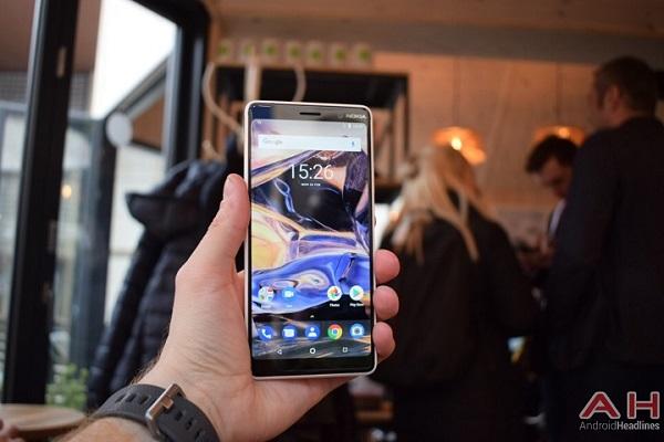 Nokia 7 Plus bất ngờ bị hạ cấp xuống Android Oreo từ Android P beta sau khi cập nhật