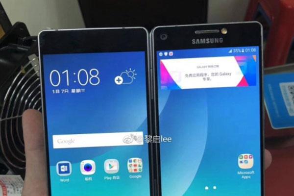 Xuất hiện nguyên mẫu smartphone màn hình gập đã bị hủy bỏ của Samsung