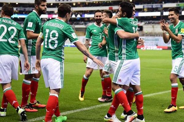 """World Cup 2018: Thắng Đức, fan Mexico """"quẩy"""" đến nỗi tạo ra động đất"""