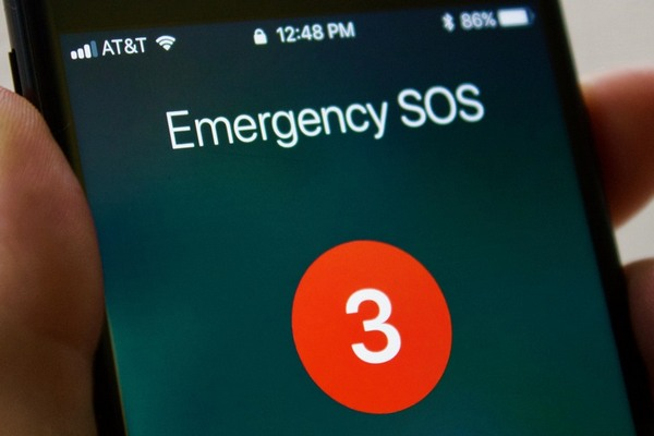 iOS 12 sẽ tự động chia sẻ vị trí trong lúc gọi tới đầu số khẩn cấp 911 tại Mỹ