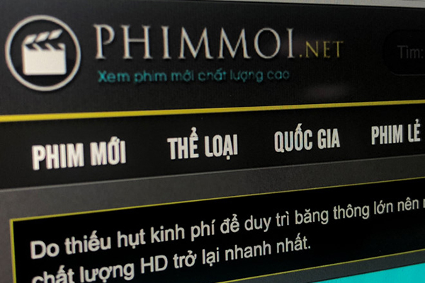 Làm web phim lậu kiếm tiền tỷ, vốn 0 đồng tại VN