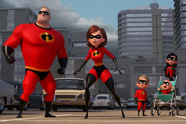 """""""Gia đình siêu nhân"""" đã được """"nâng cấp"""" như thế nào sau 14 năm?"""