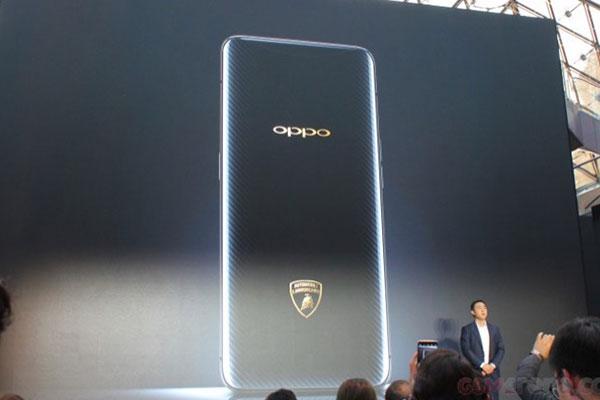 Oppo Find X có thêm phiên bản Lamborghini Edition, hỗ trợ sạc siêu nhanh Super VOOC