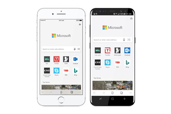 Microsoft Edge beta trên Android hỗ trợ chặn quảng cáo với Adblock Plus