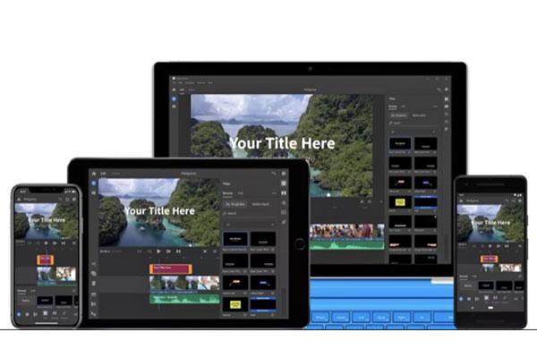 Adobe công bố Project Rush, trình biên tập video đa nền tảng cho các YouTuber