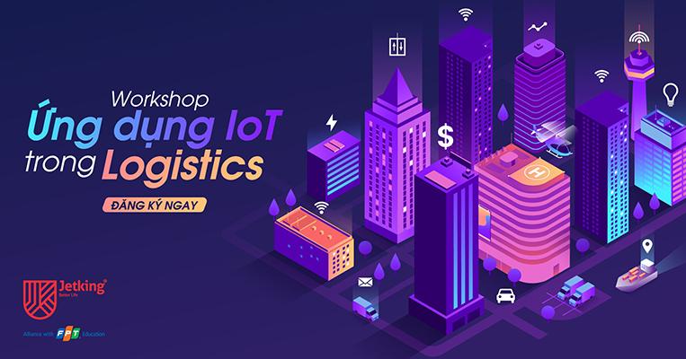 FPT mời chuyên gia Ấn Độ chia sẻ về ứng dụng IoT trong ngành Logistics