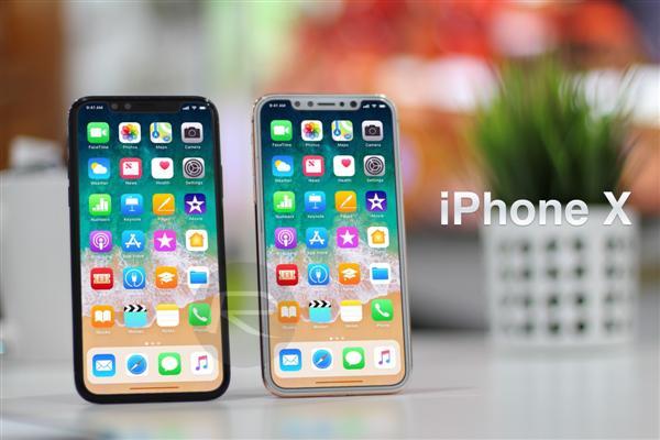 Lộ diện mô hình 3D cùng video về 3 chiếc iPhone sẽ ra mắt trong năm 2018