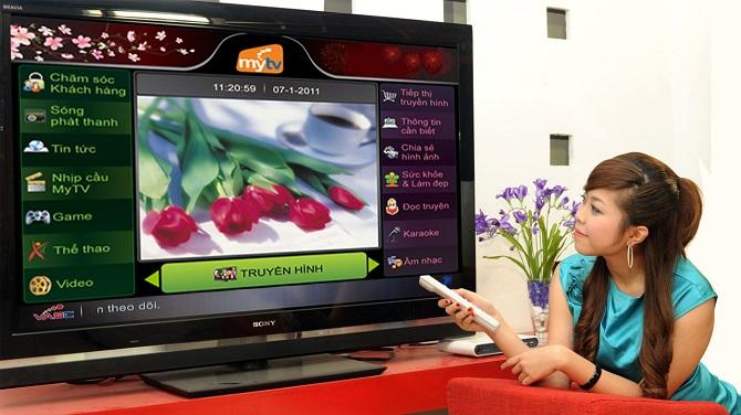 VNPT giới thiệu nhiều gói cước MyTV phục vụ người xem World Cup