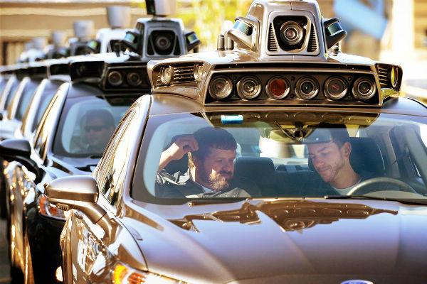 Google, Lyft, Uber và các đại gia công nghệ thành lập liên minh ủng hộ xe tự lái