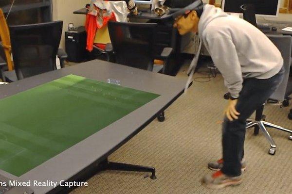 Thưởng thức bóng đá trong tương lai sẽ rất khác nhờ công nghệ thực tế ảo