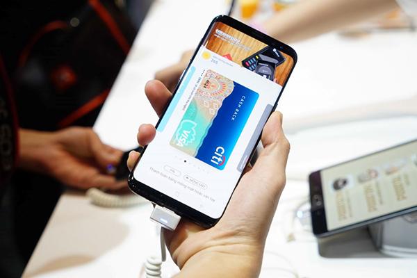 Thanh toán di động Việt Nam tăng trưởng: Cơ hội vàng của Samsung Pay
