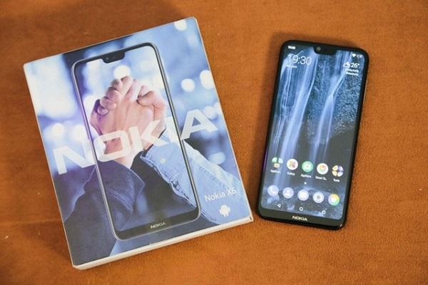 Nokia X6 quốc tế chính thức lộ diện