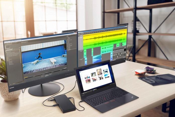 Lenovo giới thiệu loạt laptop tầm trung dành cho startup Việt