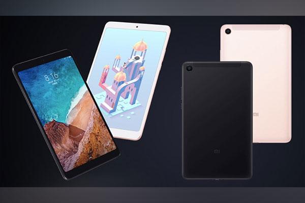 Xiaomi ra mắt Mi Pad 4: màn 8 inch, Snapdragon 660, có LTE, giá từ 3,8 triệu đồng