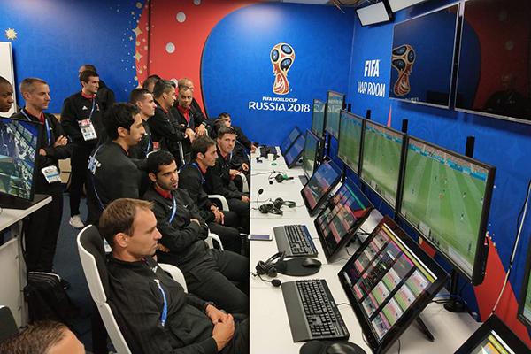 World Cup 2018: Khi bóng đá trở thành trò chơi công nghệ…