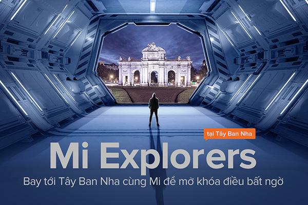 Xiaomi mời Mi fan Việt Nam đi châu Âu, có thể sắp ra mắt sản phẩm mới