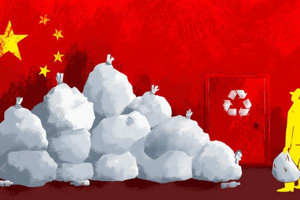Việt Nam, Thái Lan đang lãnh đủ vì Trung Quốc cấm nhập khẩu rác nhựa