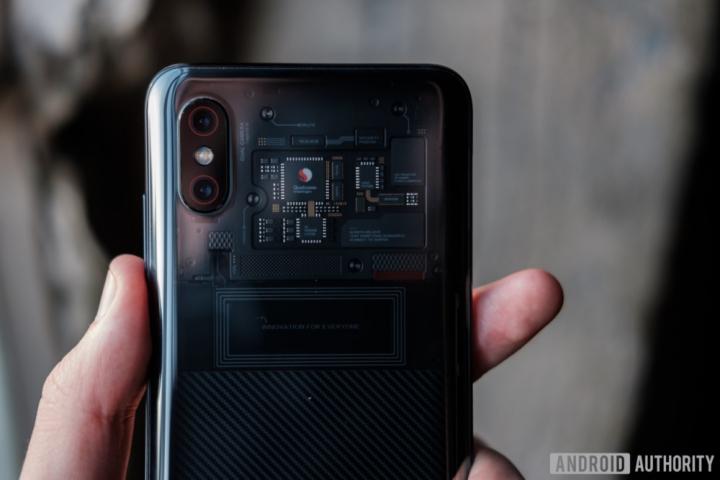 Bạn biết gì về GPS tần số kép trên Xiaomi Mi 8?