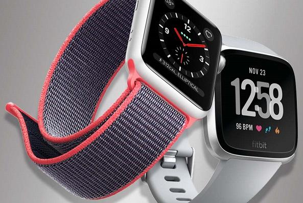 Fitbit Versa và Apple Watch: nên mua cái nào?