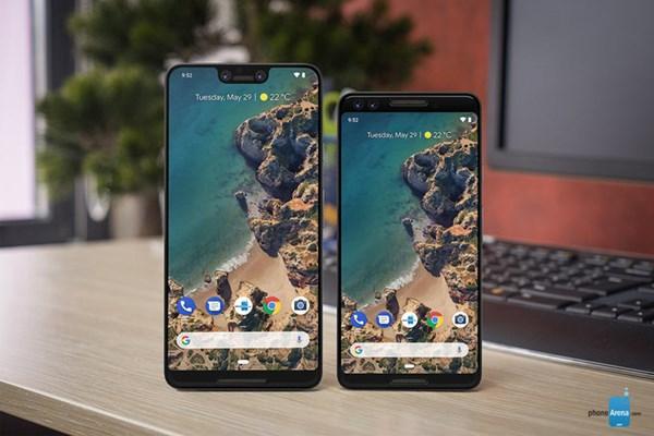 Lộ diện hình ảnh chi tiết thiết kế của Google Pixel 3 và Pixel 3 XL