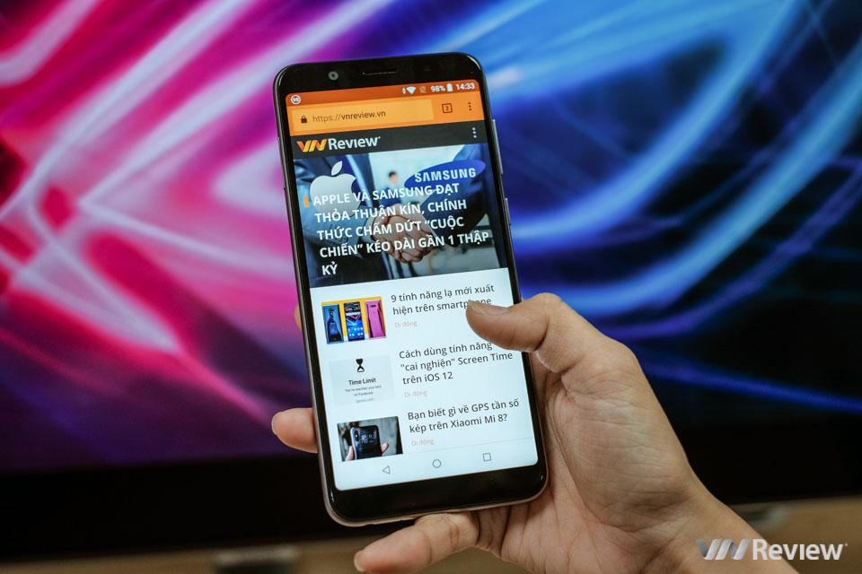 Đánh giá pin Zenfone Max Pro (M1): Dùng thoải mái hai ngày với cường độ cao